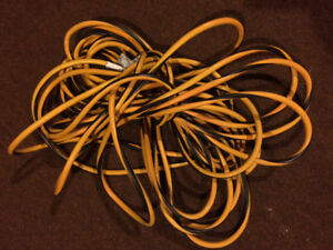 50 ft heavy duty extension cord.