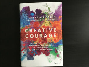 Creative Courage.    By Welby Altidor