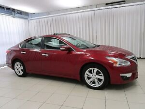 2015 Nissan Altima SL LEATHER SUNROOF AND NAVIGATION!!
