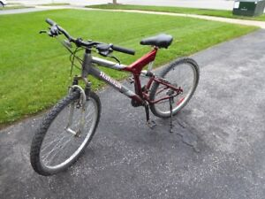 Hybrid Mountain/Road Bicycle for sale