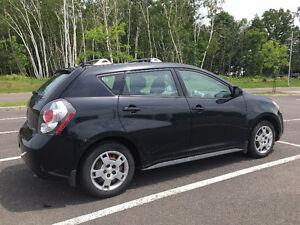 2009 Pontiac Vibe Familiale