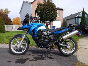 BMW F650 GS (TWIN)