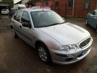 Rover 25 1.1 iE, LOW MILAGE