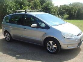 Ford S-MAX 2.0 ( 145ps ) 2006.5MY Zetec, 160k f.s.h, great practical 7SEATER