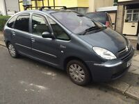 CITREON PICASSO DIESEL - 60 MPG ECONOMICAL MPV