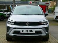 2021 Vauxhall CROSSLAND SRI NAV Manual Hatchback Petrol Manual