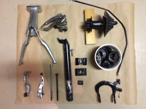 pièces vélos montagne BMX bike parts frein vitesse stan gear