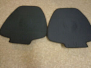 BABY CAR SEAT/BOOSTER PROTECTORS