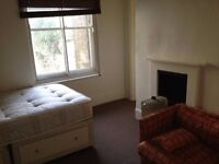 AVAILABLE NOW GOOD SIZED FURNISHED STUDIO INCLUDES COUNCIL TAX AND WATER RATES