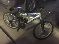 Boys Huffy Mountain Bike