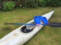 Canoe/kayak boat for sale