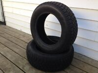 Snow Tires - P205/60R15 Hankook