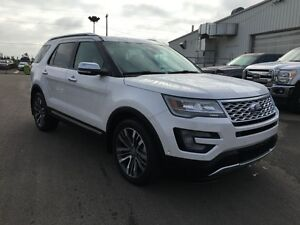 2016 Ford Explorer Platinum   - Low Mileage