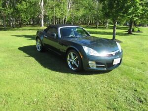 FOR SALE 2007 SATURN SKY CONVERTIBLE