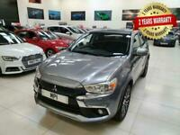 2017 Mitsubishi Asx 1.6 3 5d 115 BHP 5SP HATCH Hatchback Petrol Manual