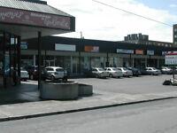 Locaux Commerciaux - Restaurant *850 à 5,000 pi ca* (Commercial