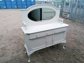 Vintage mirrored sideboard/dresser