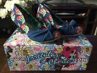 Irregular Choice 'Dazzle Pants' Shoes