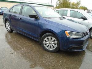 $9,995.00!  51,000kms.  2012 Volkswagen Jetta 2.0 4door