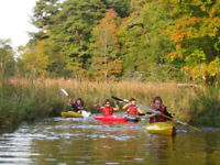 Leaders for youth outdoor leadership program