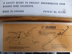 Barbed Wire Grabbers