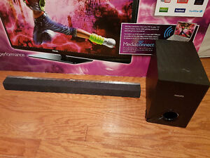 "46"" Philips LED TV and Sound Bar Oakville / Halton Region Toronto (GTA) image 5"