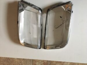 2002 VW Jetta TDI Lens Covers