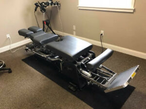 Chiropractic Chiropractor Tables and Equipment