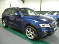 Audi Q5 2.0TDI ( 177ps ) quattro ( s/s ) 2013MY S Line Plus
