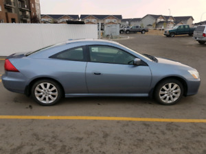 2007 Honda Accord Coupe EX-L (Fully loaded)
