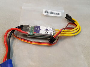 YEP 40A ESC - rc airplane / rc helicopter