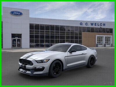 2020 Shelby GT350 New 5.2L V8 32V Manual RWD Coupe