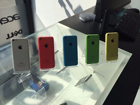 APPLE IPHONE 5C 16GB UNLOCKED WITH RECEIPT AND WARRANTY