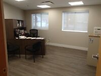 Clean & bright centrally located office - Available October 1st