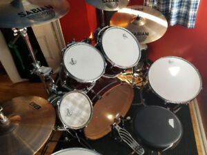 Barely used Drum Set - Best Offer