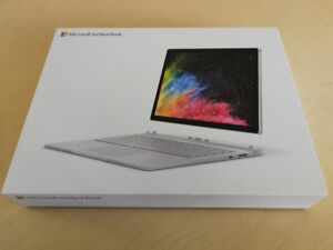 2018 Surface Book 2 - i7 - 1050
