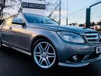2007 Mercedes-Benz C350 3.5 7G-Tronic Sport(HISTORY,WARRANTY)