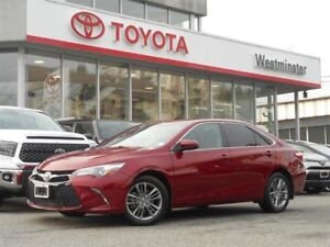 2015 Toyota Camry SE Sport Edition