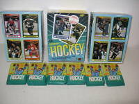 Old-Time Hockey Cards