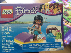 Lego Friends 2 sets Water Scooter, Bakery