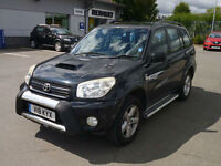 Toyota RAV4 2.0 D-4D XT3 - REDUCED TO CLEAR - SUSPECTED BLOWN ENGINE