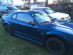 2000 Ford Mustang 3.8L V6