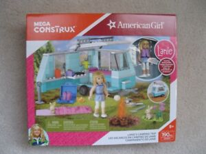 American Girl Mega Construx Lanie's Camping Trip (Brand New!)