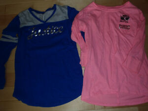 JUSTICE GIRLS TOP AND LEGGING/JUST LIKE NEW