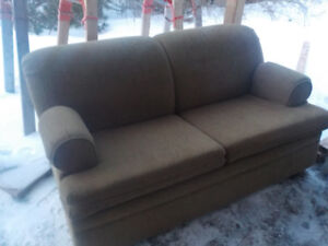SOLD!  Convertible sofa in good condition