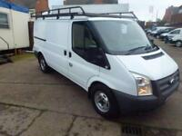 Ford Transit 2.2TDCi ( 100PS ) ( EU5 ) 350M Entity ( Low Roof ) V 350 MWB 2012