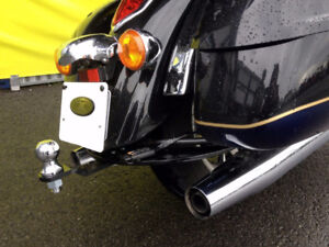 wtb trailer hitch for kawi nomad 1600