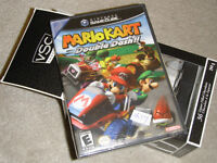 mariokart double dash - decent condition with all contents - $55