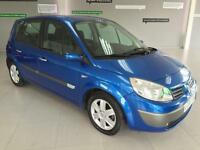 2006 Renault Scenic 1.6 VVT ( 111bhp ) automatic Dynamique Full Mot just pass
