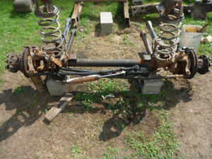 97 Dodge Diesel 1 Ton Dually Complete 5200 lbs. Front Axle